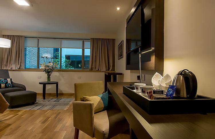 Habitación Superior Hotel Caseros 248