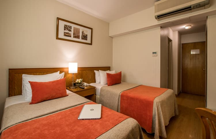 Habitación Ejecutiva Hotel Carlton