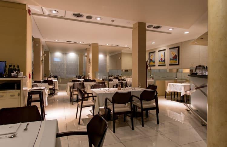 Restaurant Hotel Presidente