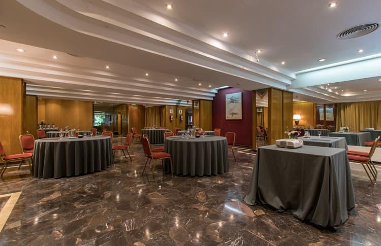 Salón Barcelona Hotel Riviera