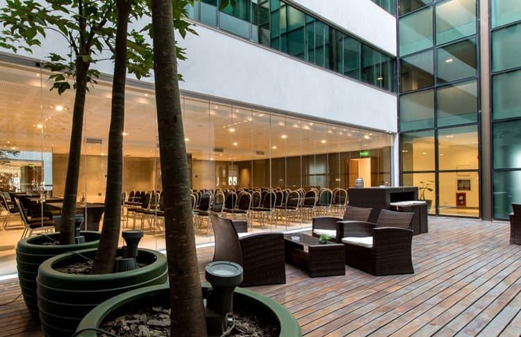 Salón SUM 248 Hotel Caseros 248